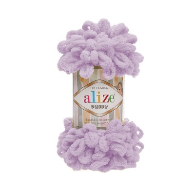 ALIZE PUFFY - 27 LIGHT LILAC