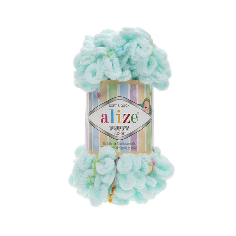 ALIZE PUFFY COLOR - 5860