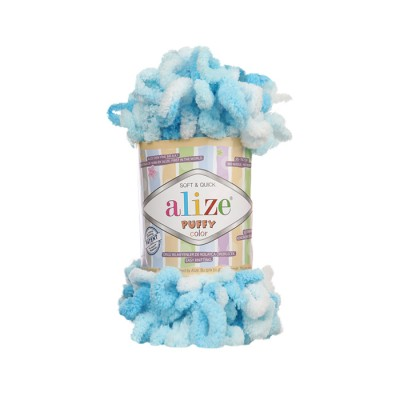 ALIZE PUFFY COLOR - 5924