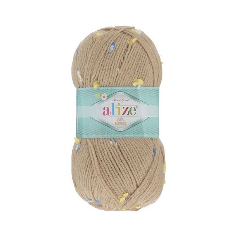 ALIZE BABY FLOWER - 5433