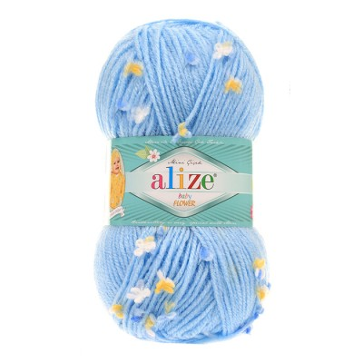 ALIZE BABY FLOWER - 5435