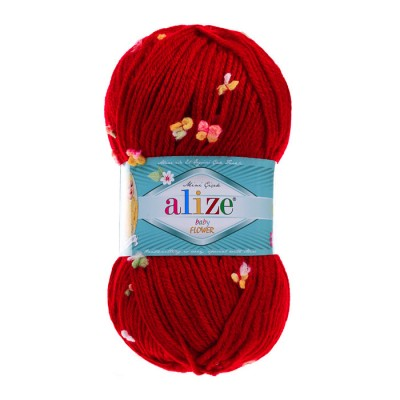 ALIZE BABY FLOWER - 5439