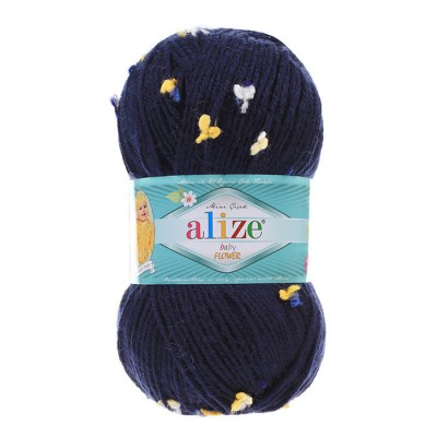 ALIZE BABY FLOWER - 5465