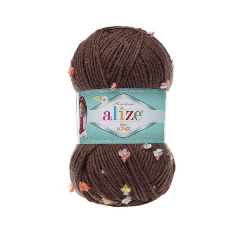 ALIZE BABY FLOWER - 5810