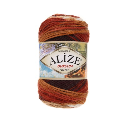 ALIZE BURCUM BATIK - 2626