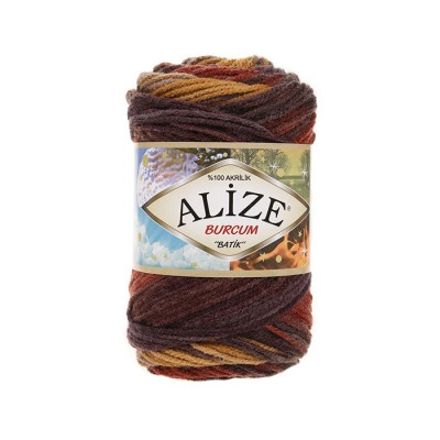 ALIZE BURCUM BATIK - 3379