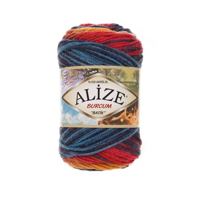 ALIZE BURCUM BATIK - 4340