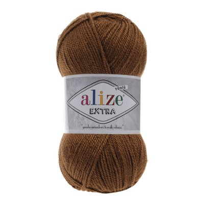 ALIZE EXTRA - 137 TOBACCO BROWN
