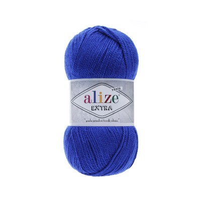 ALIZE EXTRA - 141 ROYAL BLUE