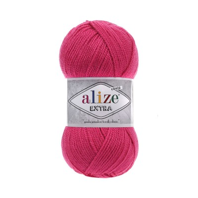 ALIZE EXTRA - 149 HOT PINK