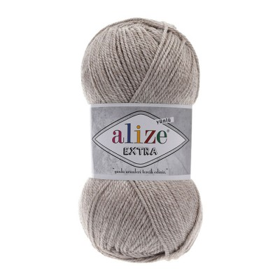 ALIZE EXTRA - 152 BEIGE MELANGE