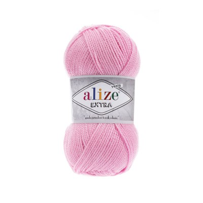 ALIZE EXTRA - 191 PINK