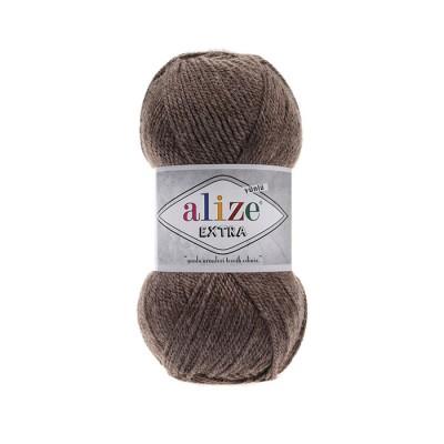 ALIZE EXTRA - 240 BROWN MELANGE