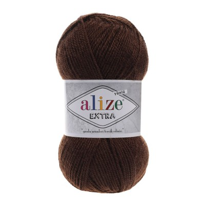 ALIZE EXTRA - 26 BROWN