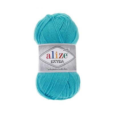 ALIZE EXTRA - 287 LIGHT TURQUOISE