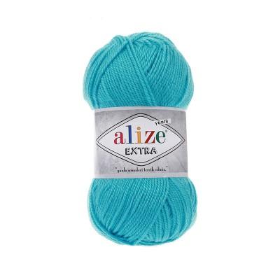 ALIZE EXTRA - 287 LIGHT TURQUOISE