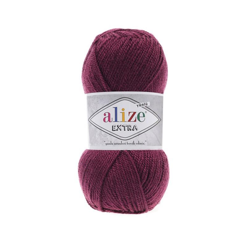 ALIZE EXTRA - 306 PLUM