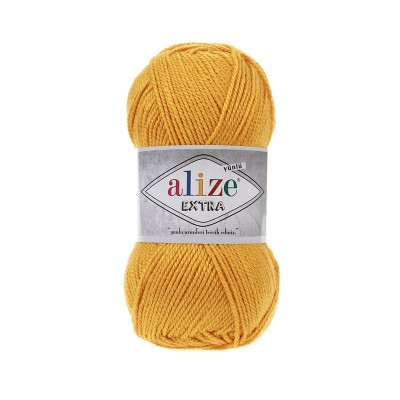 ALIZE EXTRA - 488 DARK YELLOW