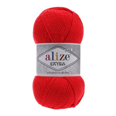 ALIZE EXTRA - 56 RED