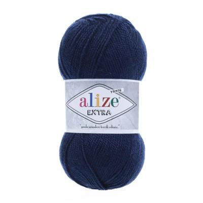 ALIZE EXTRA - 58 NAVY BLUE