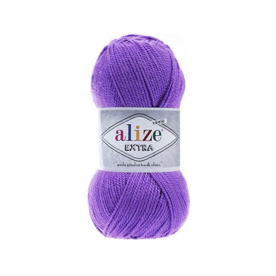 ALIZE EXTRA - 644 AMETHYST