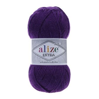 ALIZE EXTRA - 74 PURPLE