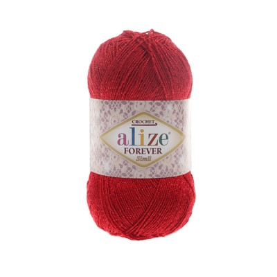ALIZE FOREVER SIM - 106 RED