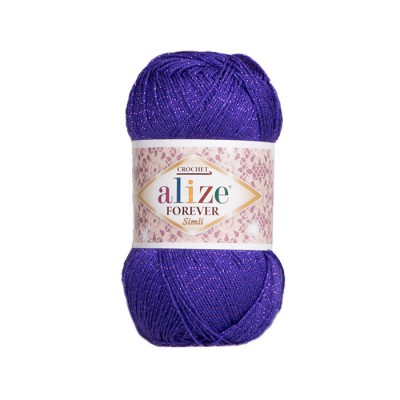ALIZE FOREVER SIM - 252 BLUE-PURPLE