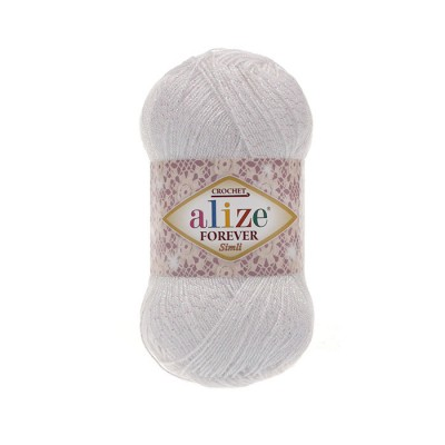 ALIZE FOREVER SIM - 55 WHITE