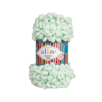 ALIZE PUFFY FINE - 464 MINT