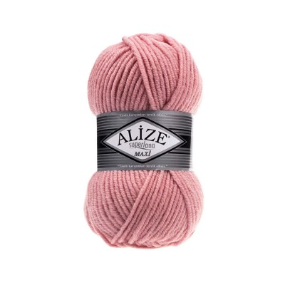 ALIZE SUPERLANA MAXI - 161 POWDER