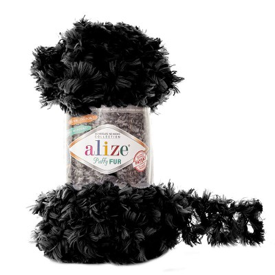 ALIZE PUFFY FUR - 6101