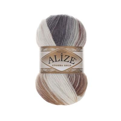 ALIZE ANGORA GOLD BATIK - 5742