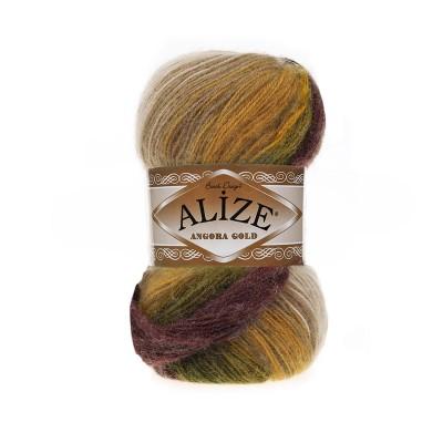 ALIZE ANGORA GOLD BATIK - 5850