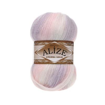 ALIZE ANGORA GOLD BATIK - 6554