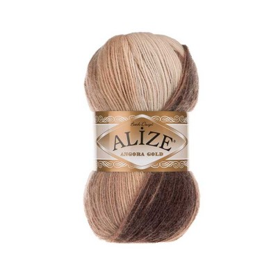 ALIZE ANGORA GOLD BATIK - 6779