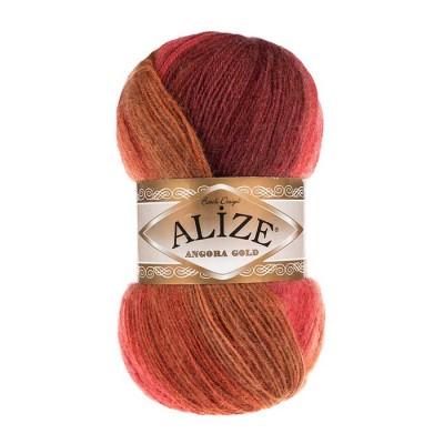 ALIZE ANGORA GOLD BATIK - 6913