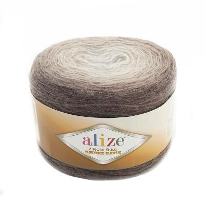 ALIZE ANGORA GOLD OMBRE BATIK - 7243