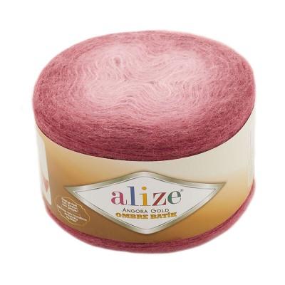 ALIZE ANGORA GOLD OMBRE BATIK - 7247