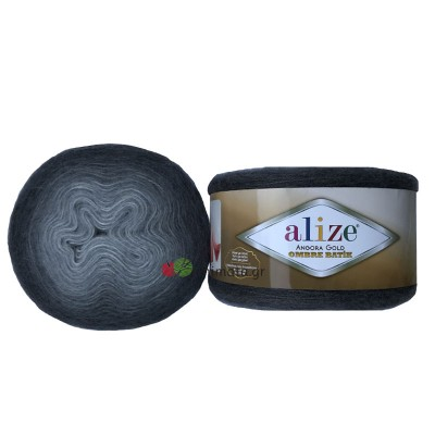ALIZE ANGORA GOLD OMBRE BATIK - 7267