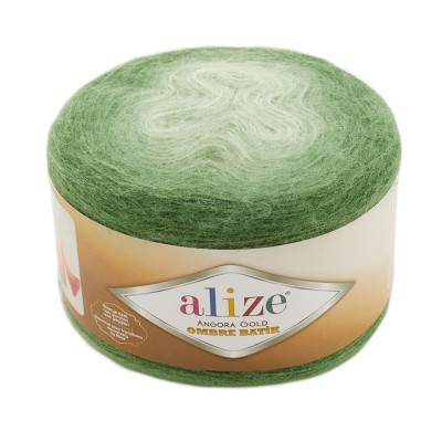 ALIZE ANGORA GOLD OMBRE BATIK - 7297