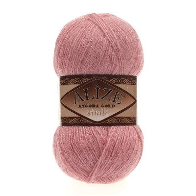 ALIZE ANGORA GOLD SIMLI - 144 DARK POWDER