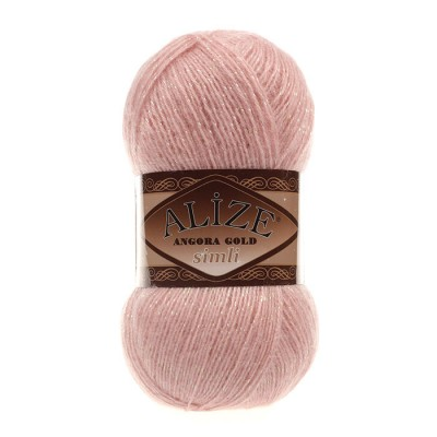 ALIZE ANGORA GOLD SIMLI - 161 POWDER