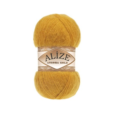 ALIZE ANGORA GOLD - 02 SAFFRON