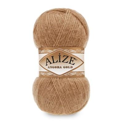 ALIZE ANGORA GOLD - 127 CARAMEL
