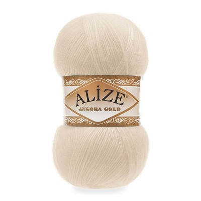 ALIZE ANGORA GOLD - 160 HONEY