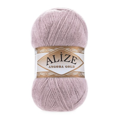 ALIZE ANGORA GOLD - 163 ROSE GRAY