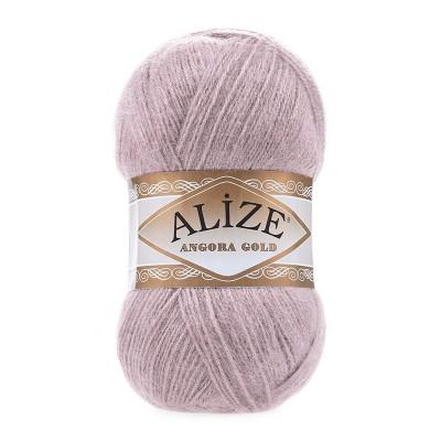 ALIZE ANGORA GOLD - 163 ROSE GRAY