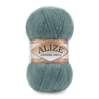 ALIZE ANGORA GOLD - 164 AZURE
