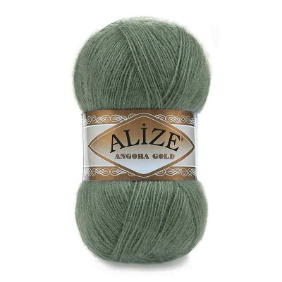 ALIZE ANGORA GOLD - 180 DARK ALMOND